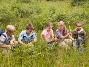 niños-en-el-campo